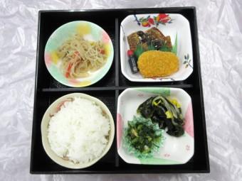 一般食 昼食のお弁当例